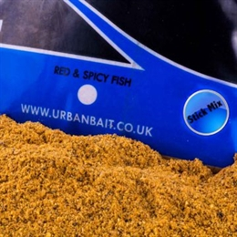 Urban Bait Red Spicy Fish Stick Mix 1kg