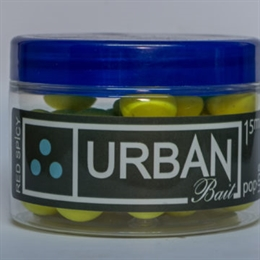 Urban Bait Red Spicy Fish Yellow Pop Up