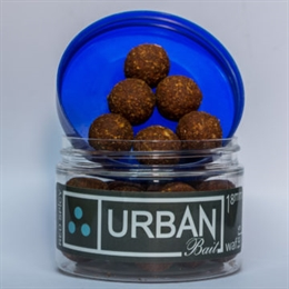 Urban Bait Red Spicy Fish Wafters 14mm