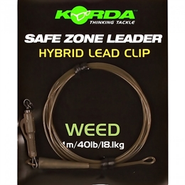 Korda Safe Zone Leader Hybrid Lead Clip