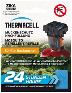 Thermacell 24 Stunden Nachfüllpack Backpacker