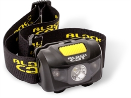 Black Cat Battle Cat Headlamp 150l