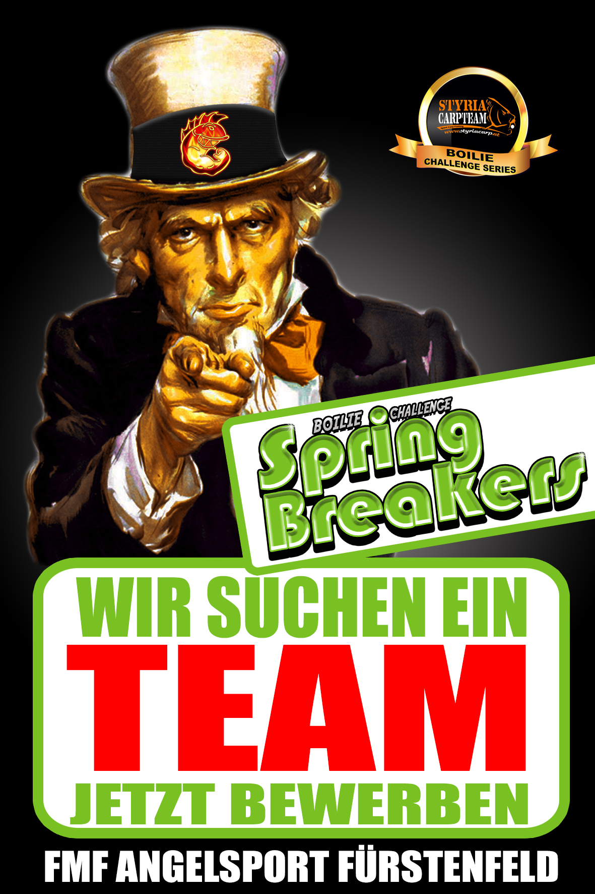 FmF Angelsport Team Suche Spring Breakers